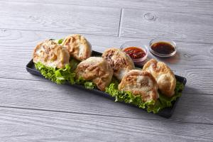 Pan Fried Dumplings - delivery menu