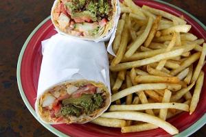 Falafel Sandwich (Veggie) - delivery menu