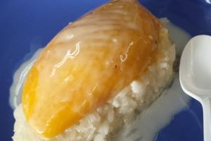 68. Mango Sticky Rice - delivery menu