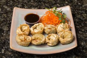 Veggie Gyoza - delivery menu