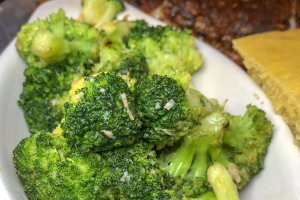 Garlic Broccoli - delivery menu