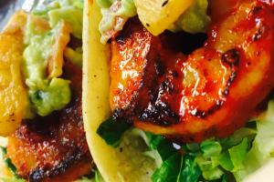 Shrimp Taco - delivery menu