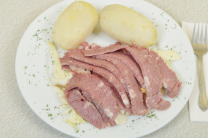 Corn Beef and Cabbage - delivery menu