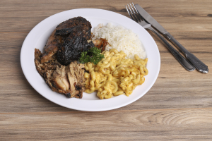 Jerk Chicken Dinner Combo - delivery menu