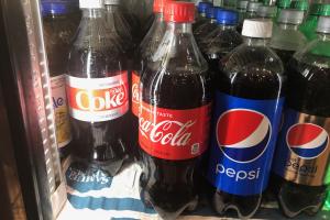 2-Liter Soda - delivery menu