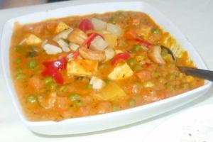 Navrattan Curry - delivery menu