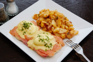 Lox Benny - delivery menu