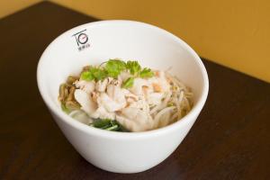 214. Seafood Tofu Soup - delivery menu
