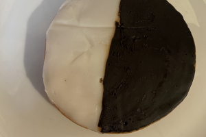 Black and White Cookie - delivery menu