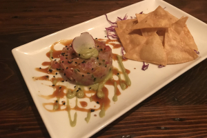 Tuna Tartare - delivery menu