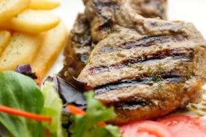 Sg3. Thanya's Pork Chop - delivery menu