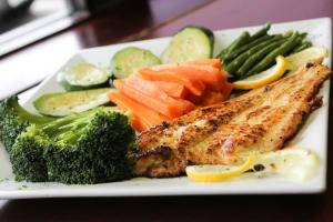 40. Fish Light - delivery menu