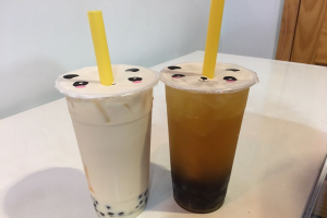 M2. Jasmine Milk Tea - delivery menu