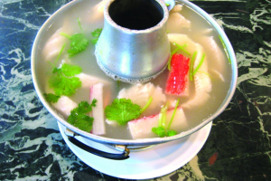 26. Spicy Seafood Soup - delivery menu