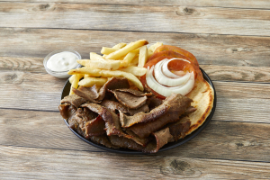Gyros Plate Special - delivery menu