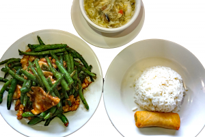 64. Chicken with Green Bean - delivery menu