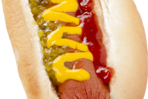 5. Hot Dog Combo - delivery menu