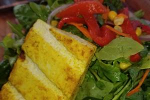The Farm Tofu Salad - delivery menu
