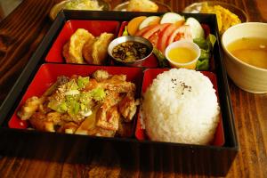 Chicken Teriyaki Box Meal - delivery menu