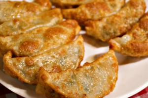 Deep Fried Dumpling - delivery menu