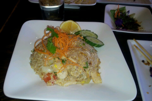 Fr1. Thai Fried Rice - delivery menu