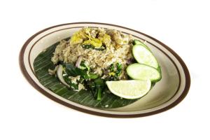 Khao Pad Pla Kem - delivery menu