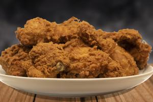 8 Piece Crispy Chicken - delivery menu