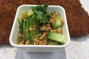 10. Tod Mun Koong - delivery menu