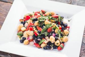 Bean Salad - delivery menu