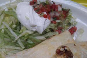 Bacon Chicken Ranch Quesadilla - delivery menu
