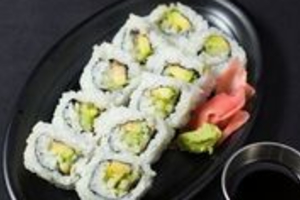 Cucumber & Avocado  Roll - delivery menu