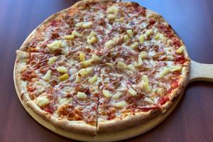 Med Hawaiian Pizza - delivery menu