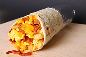B25. Breakfast Burritos - delivery menu