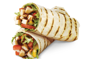 14. Grilled Chicken Chipotle Wrap Combo - delivery menu