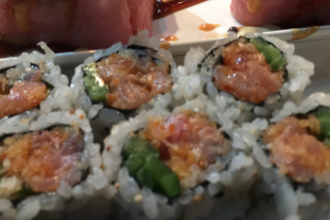 Yellowtail Jalapeno Roll - delivery menu