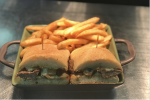 Steak Marsala Sandwich - delivery menu