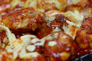 Cheese Spicy Chicken Stir Fry - delivery menu