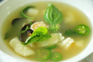 34. Po-Tak Soup - delivery menu