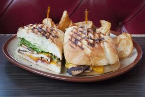 California Turkey Panini - delivery menu