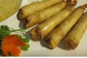 Shrimp Rolls - delivery menu