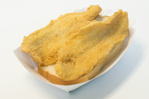 4-Piece Catfish Dinner - delivery menu