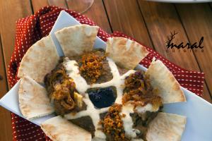 9. Kashk o Bademjan - delivery menu