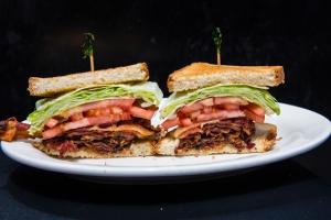 Bacon, Lettuce and Tomato Sandwich - delivery menu