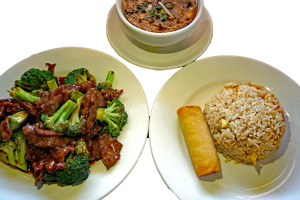 L20. Beef and Broccoli Lunch Special - delivery menu