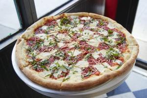Margherita Pizza Pie - delivery menu