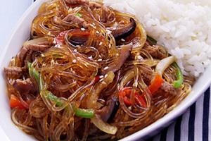 Chapchae Bap - delivery menu