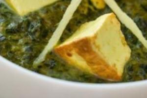 Saag Paneer - delivery menu