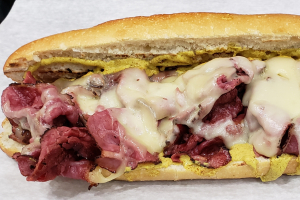 Reuben Sandwich - delivery menu