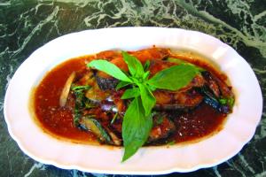 86. Spicy Crispy Catfish - delivery menu