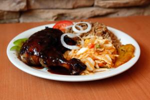 Jerk Chicken Meal Dinner - delivery menu